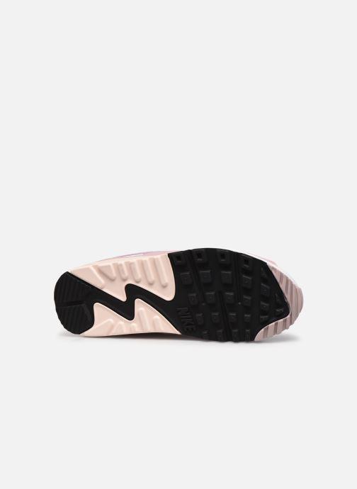 Sneakers Nike W Air Max 90 Bianco immagine dall'alto