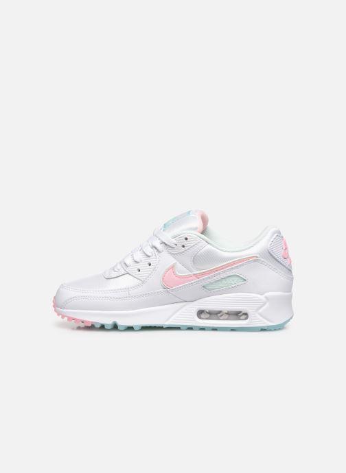 Sneaker Nike W Air Max 90 weiß ansicht von vorne