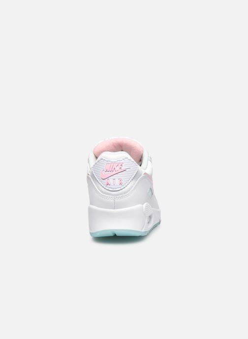 Sneaker Nike W Air Max 90 weiß ansicht von rechts