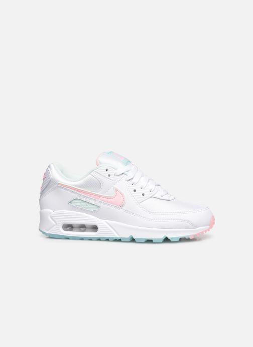 Sneaker Nike W Air Max 90 weiß ansicht von hinten