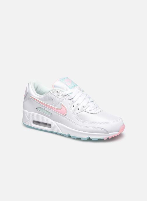 Sneaker Nike W Air Max 90 weiß detaillierte ansicht/modell