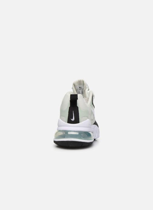 Baskets Nike W Air Max 270 React Vert vue droite