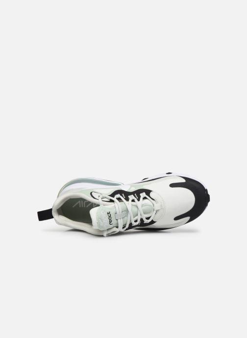Baskets Nike W Air Max 270 React Vert vue gauche