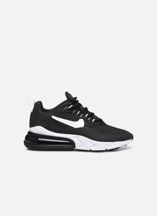Sneaker Nike W Air Max 270 React schwarz ansicht von hinten