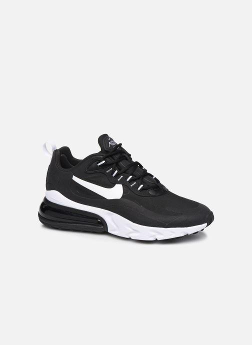 Sneaker Nike W Air Max 270 React schwarz detaillierte ansicht/modell