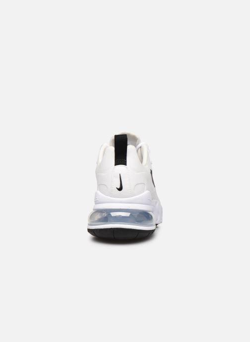 Baskets Nike W Air Max 270 React Blanc vue droite