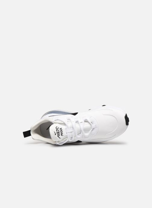 Trainers Nike W Air Max 270 React White view from the left