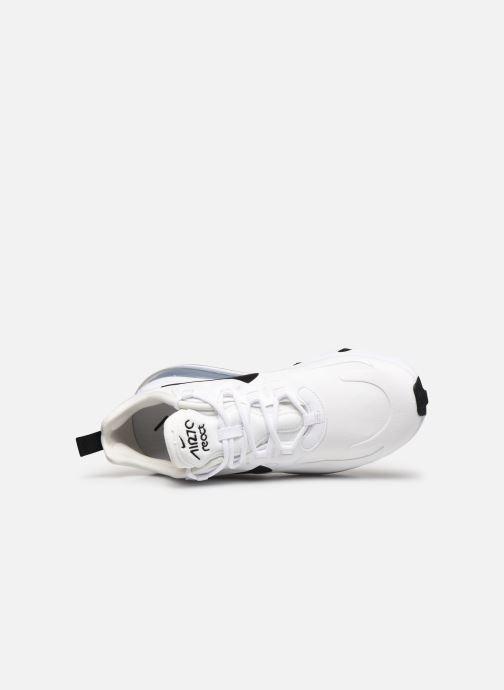 Sneaker Nike W Air Max 270 React weiß ansicht von links