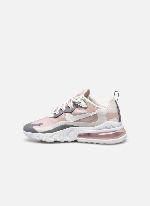 Sneakers Nike W Air Max 270 React Wit voorkant