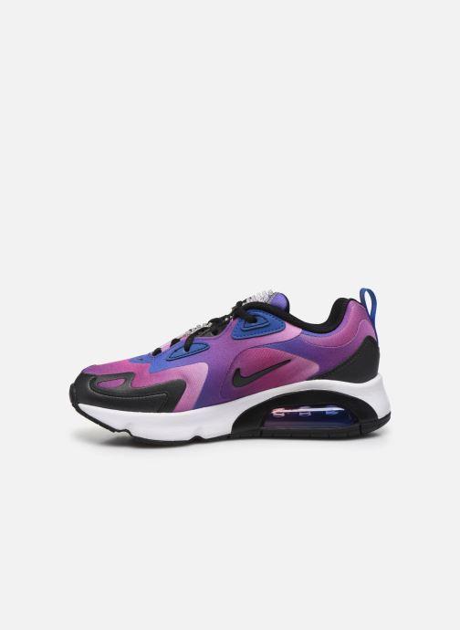 Sneakers Nike W Air Max 200 Se Paars voorkant
