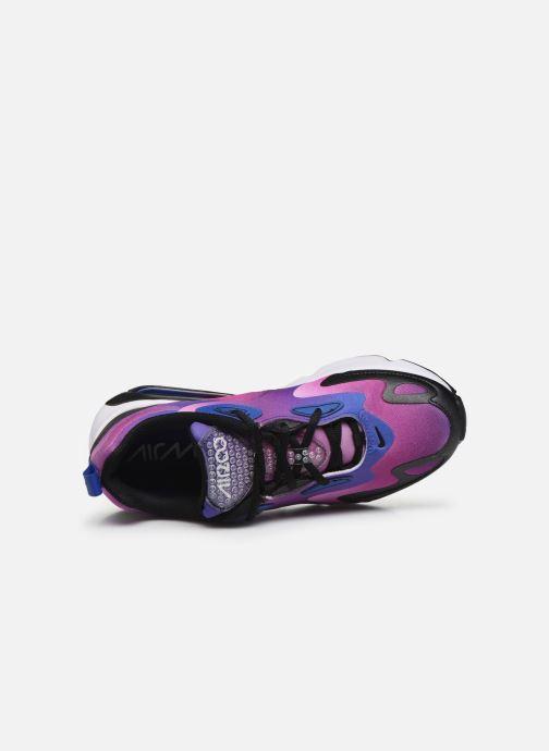 Deportivas Nike W Air Max 200 Se Violeta      vista lateral izquierda