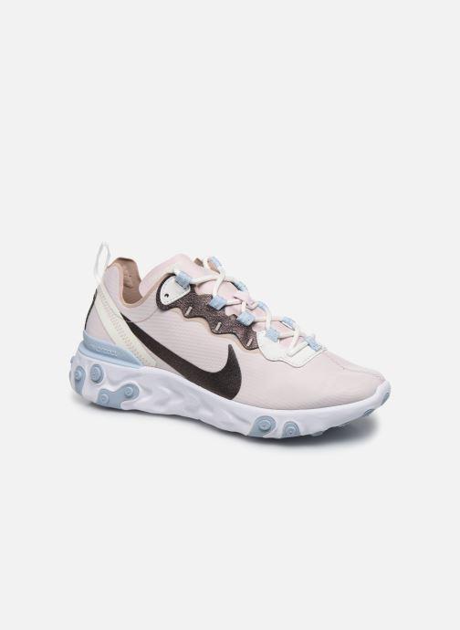 Deportivas Nike W Nike React Element 55 Se Rosa vista de detalle / par