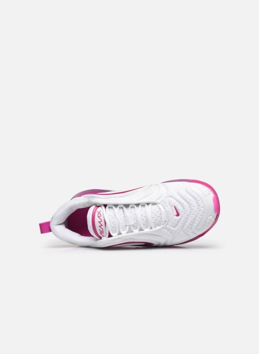 Deportivas Nike W Nike Air Max 720 - Mesh Blanco vista lateral izquierda