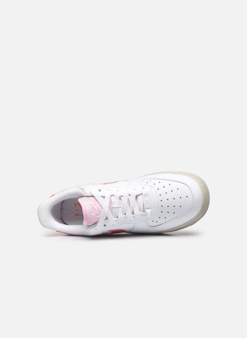 Sneaker Nike Wmns Nike Air Force 1 '07 weiß ansicht von links