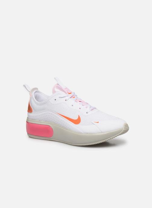 Baskets Nike Wmns Nike Air Max Dia Blanc vue détail/paire