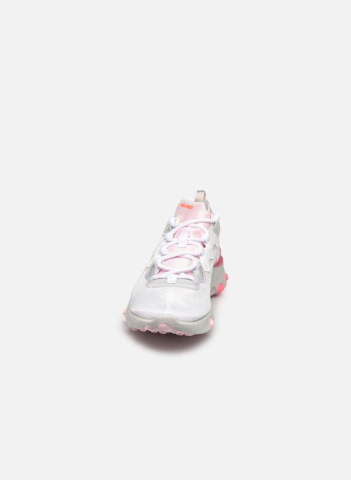 Sneakers Nike Wmns Nike React Element 55 Wit model