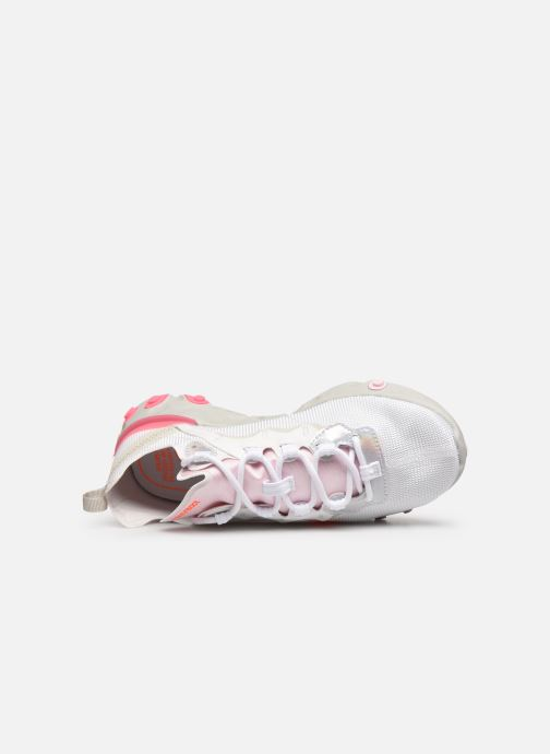 Sneakers Nike Wmns Nike React Element 55 Wit links