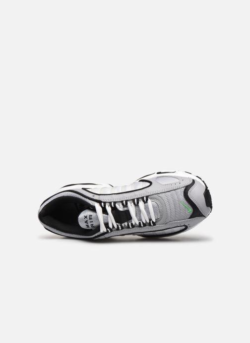 Baskets Nike Air Max Tailwind Iv Gris vue gauche