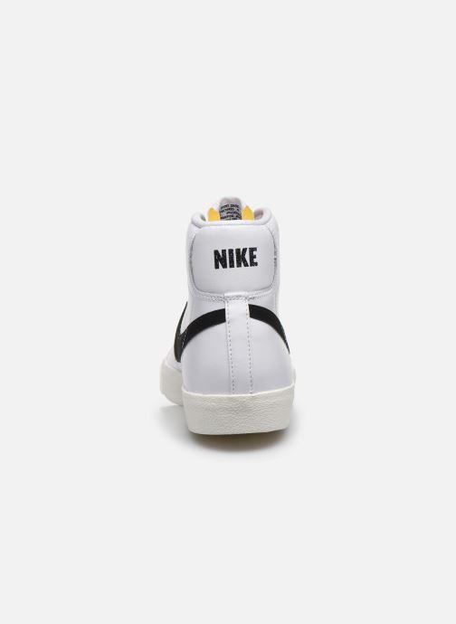 Deportivas Nike Blazer Mid '77 Vntg Blanco vista lateral derecha