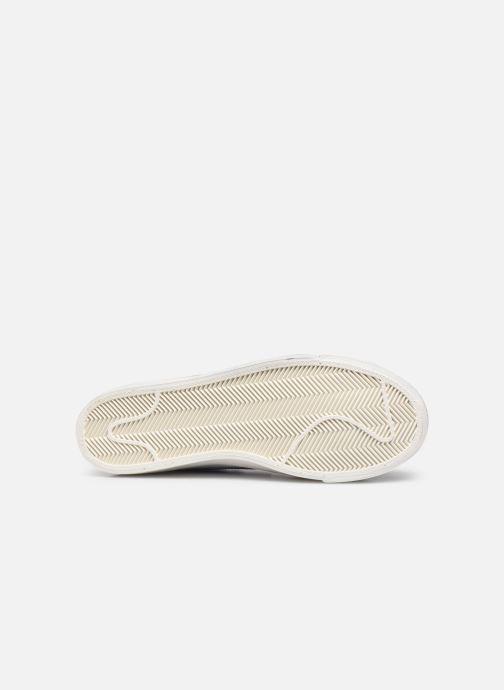Sneaker Nike Blazer Mid '77 Vntg weiß ansicht von oben