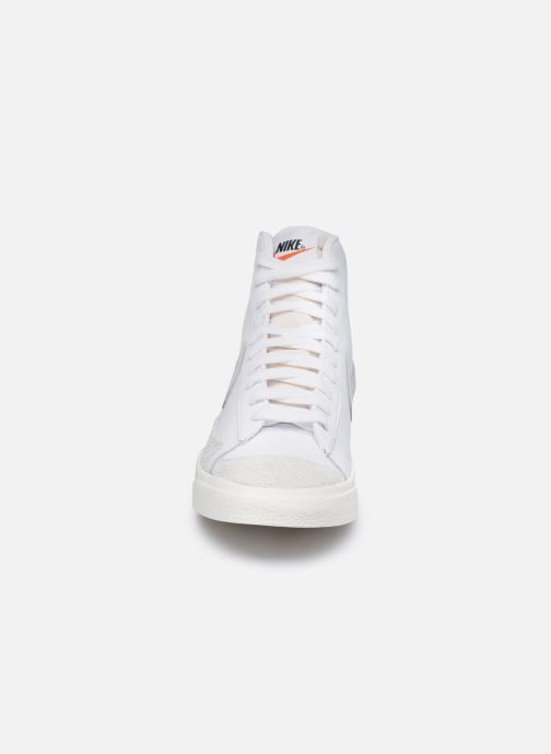 Sneaker Nike Blazer Mid '77 Vntg weiß schuhe getragen