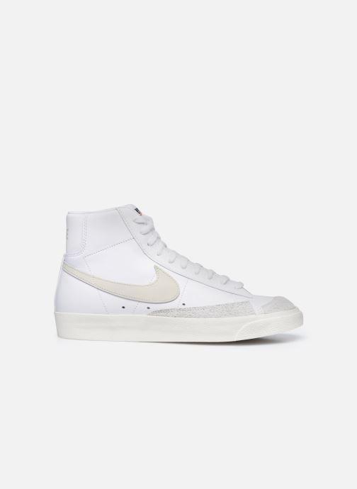 Sneaker Nike Blazer Mid '77 Vntg weiß ansicht von hinten