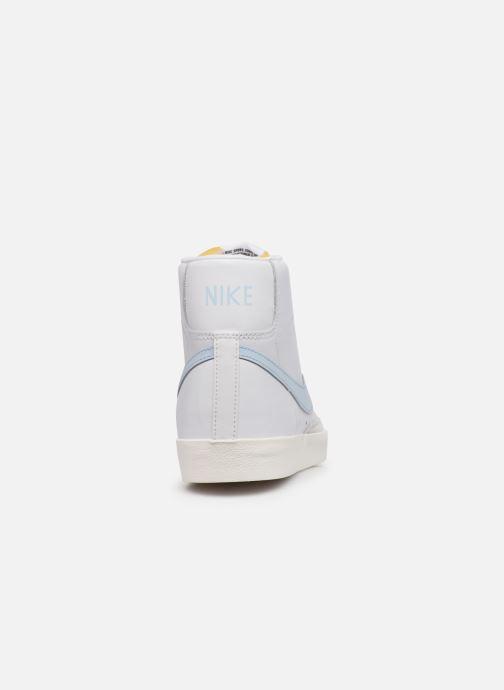 Baskets Nike Blazer Mid '77 Vntg Blanc vue droite