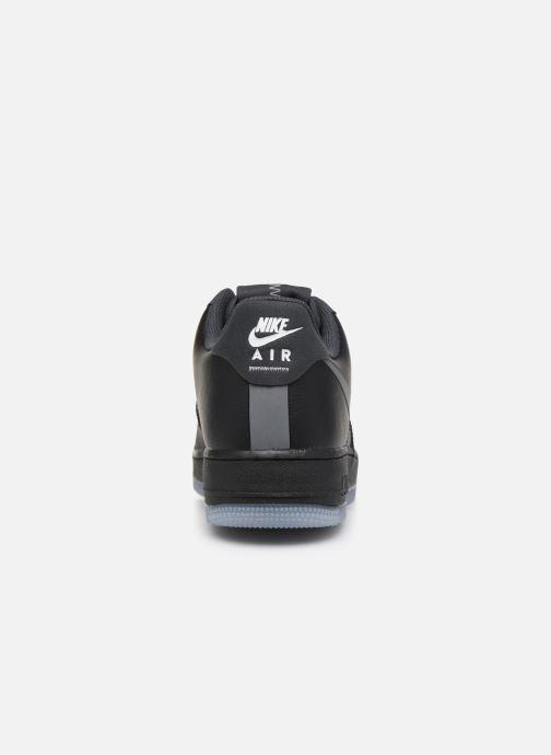 Sneaker Nike Air Force 1 '07 Lv8 3 schwarz ansicht von rechts