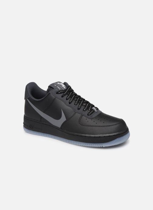 Sneaker Nike Air Force 1 '07 Lv8 3 schwarz detaillierte ansicht/modell
