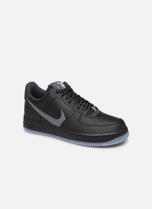 Deportivas Nike Air Force 1 '07 Lv8 3 Negro vista de detalle / par
