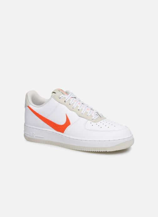 Baskets Nike Air Force 1 '07 Lv8 3 Blanc vue détail/paire