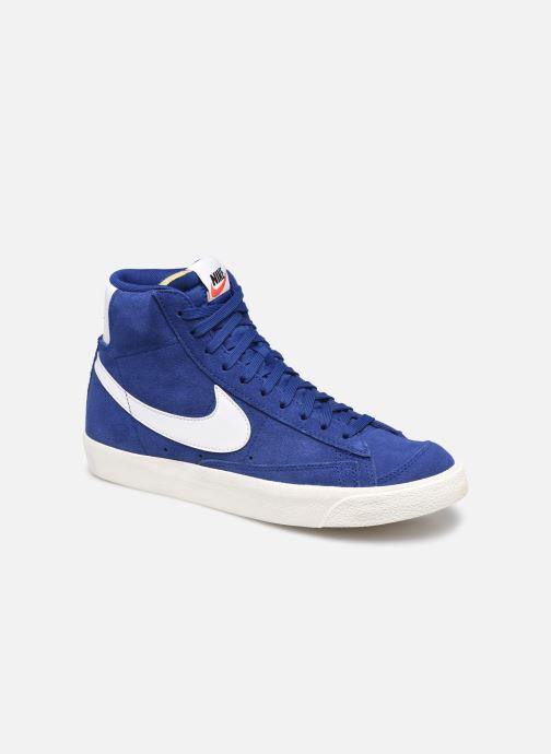 Sneakers Nike Blazer Mid '77 Suede Blauw detail