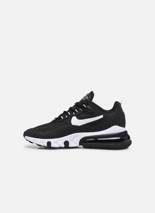 Sneakers Nike Air Max 270 React Zwart voorkant