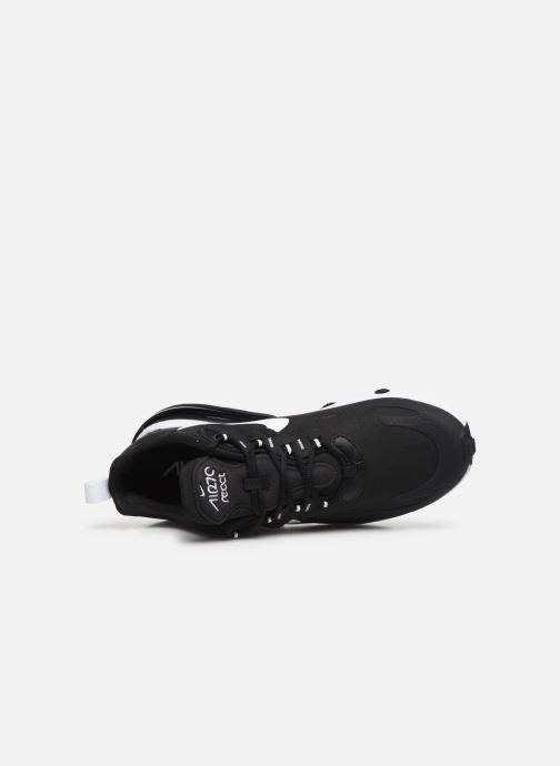 Baskets Nike Air Max 270 React Noir vue gauche