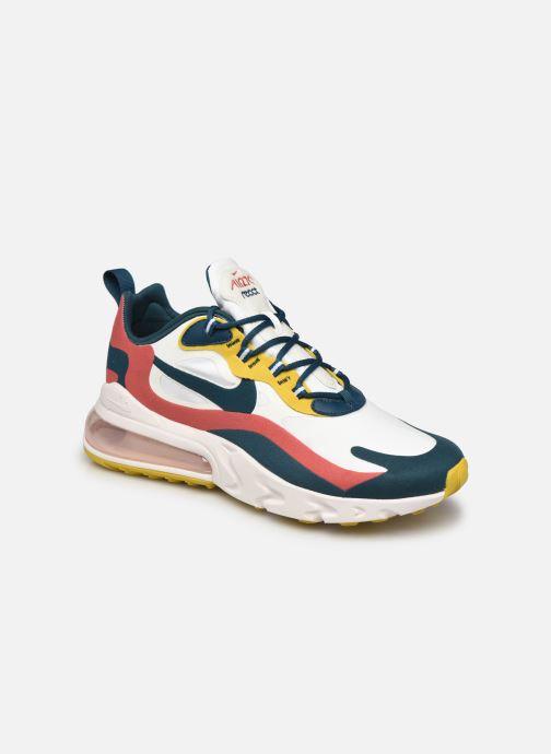 Sneaker Nike Air Max 270 React weiß detaillierte ansicht/modell