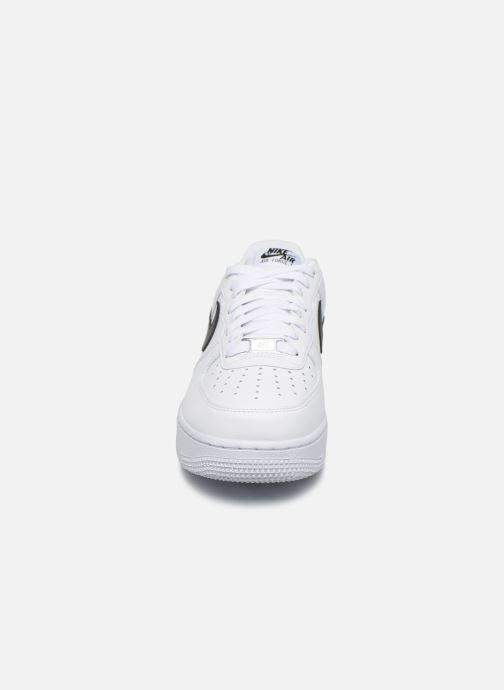 Sneaker Nike Air Force 1 '07 An20 weiß schuhe getragen