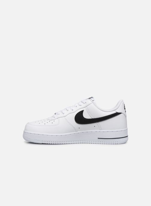 Sneakers Nike Air Force 1 '07 An20 Hvid se forfra