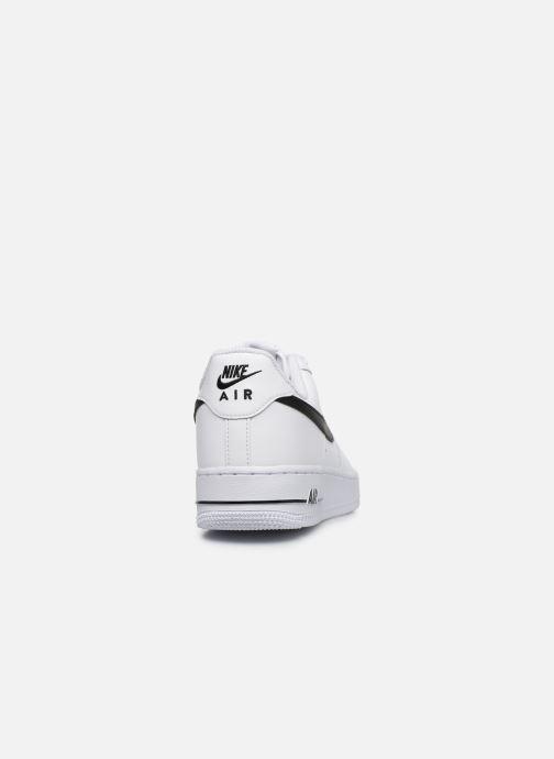 Sneaker Nike Air Force 1 '07 An20 weiß ansicht von rechts