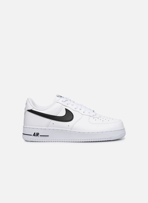basket nike air force 1 blanc et rouge