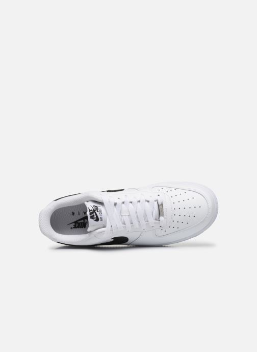 Sneaker Nike Air Force 1 '07 An20 weiß ansicht von links