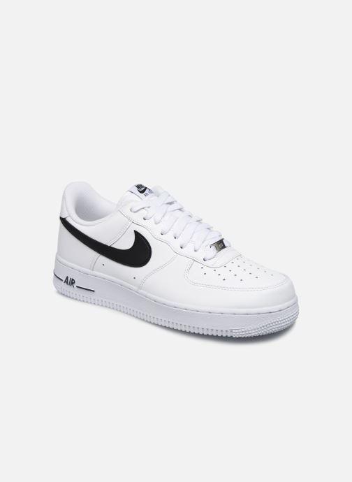 Sneakers Nike Air Force 1 '07 An20 Hvid detaljeret billede af skoene