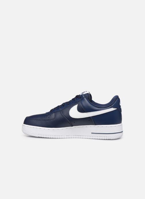 Sneaker Nike Air Force 1 '07 An20 blau ansicht von vorne