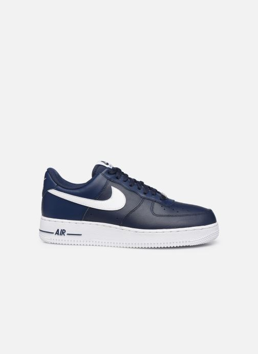 Sneakers Nike Air Force 1 '07 An20 Blauw achterkant