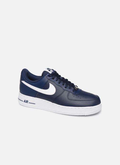 Sneaker Nike Air Force 1 '07 An20 blau detaillierte ansicht/modell