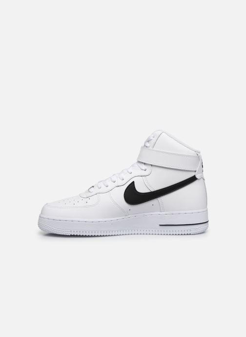 Baskets Nike Air Force 1 High '07 An20 Blanc vue face