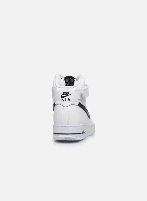 Baskets Nike Air Force 1 High '07 An20 Blanc vue droite