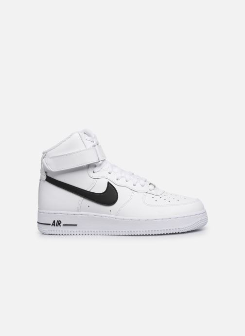 Baskets Nike Air Force 1 High '07 An20 Blanc vue derrière