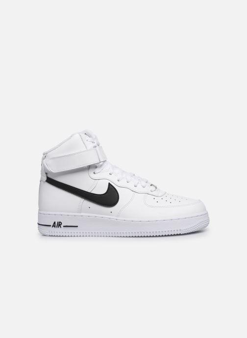 Baskets Nike Air Force 1 High '07 An20 Blanc vue derrière