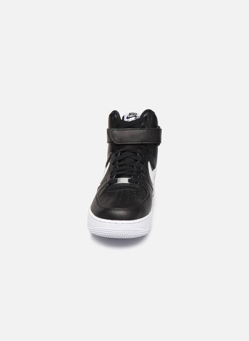 Baskets Nike Air Force 1 High '07 An20 Noir vue portées chaussures