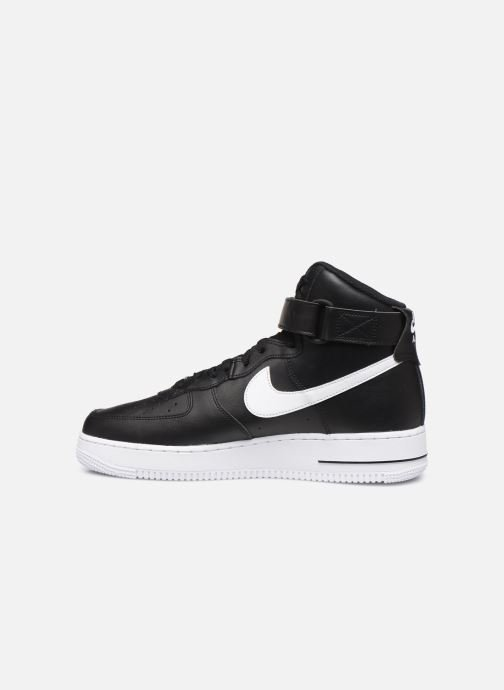 Trainers Nike Air Force 1 High '07 An20 Black front view